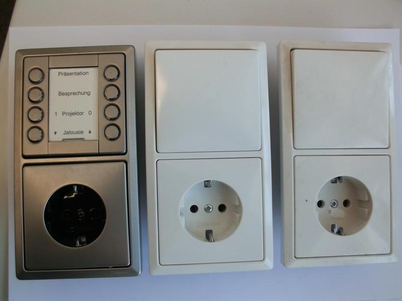 merten artec polarweiss oder edelstahl hochwind solar heizung sanit r elektro im allg u. Black Bedroom Furniture Sets. Home Design Ideas
