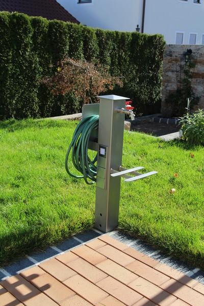 Gartensäule Hochwind Solar Heizung Sanitär Elektro Im Allgäu